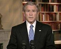 ブッシュ米大統領