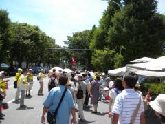 さようなら原発10万人集会(2)