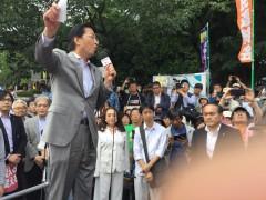 共産党・山下芳生副委員長
